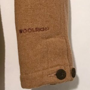 Woolrich Jackets & Coats - New WoolRich Quilt Lined Wool Camel Barn Coat